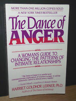 The Dance Of Anger - Harriet Lerner PH.D. - 1989