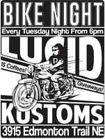 Tuesday Bike Night - All Makes, Models, Years and Riders Welcome