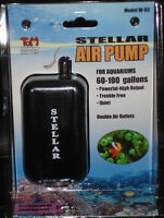 TOM Aquarium Stellar Air Pump W60