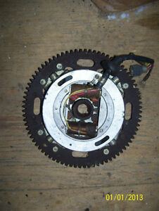 Yamaha ET340 Excel lll stator magneto ring gear