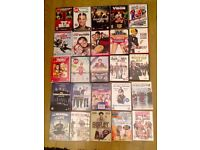 Comedy Collection of 25 DVDs