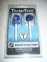 brand new never opened rubber head tees edmonton oilers 2 pk