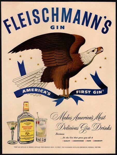 1950 FLEISCHMANN