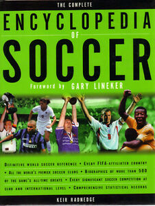 The Complete Encyclopedia of Soccer West Island Greater Montréal image 1
