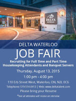 Job Fair - Delta Waterloo