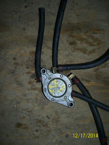 Polaris XLT XCR440  XCR600  fuel pump