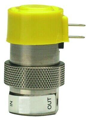Clippard Et-2-12-h 2-way Elec Valve Norm-closed Low Preshigh Flow 12 Vdc