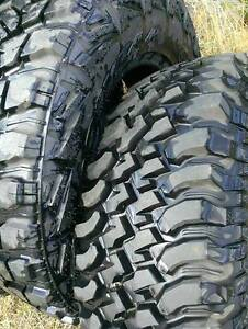 Like new TIRES off of a Jeep