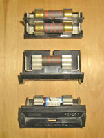 CEB 30 AMP MAX. 2 POLE PLUG-IN FUSE HOLDER (PS-230) ~ RARE!