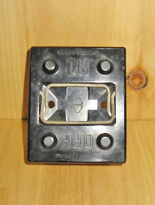 fuse panel local deals on electrical materials in ontario taylor electric 60 amp 2 pole main fuse cartridge holder rare