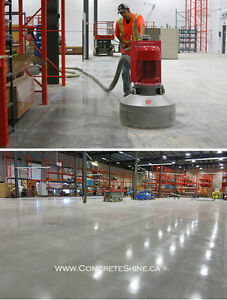 Concrete Shot Blasting, Traffic Deck Topping, Epoxy Coating Cornwall Ontario image 2