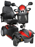 MOBILITY SCOOTER, POWER CHAIR & WHEELCHAIR REPAIR