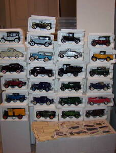 "25 Diecast History of Chevrolet"" Collection Complète 1:32"