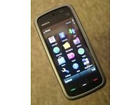 Cheap Touch Nokia 5230 Smartphone on 3G/ Three Network Good Condition Can Deliver