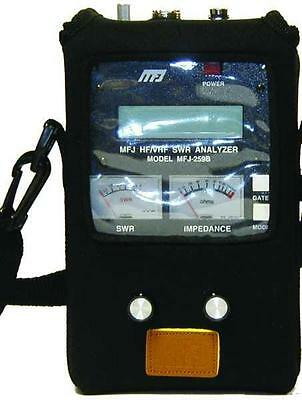 Mfj-29c Carrying Pouch W/window For 209/249b/259b