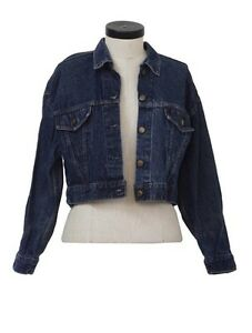 WANTED:  Dark denim jacket