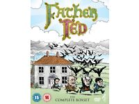 Father Ted COMPLETE SERIES DVD box set UK - brand new and sealed