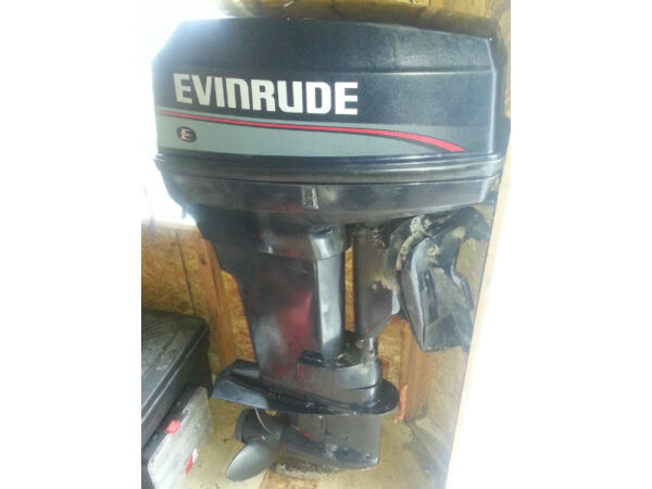 Evinrude 40 hp outboard for sale canada for Evinrude 40 hp outboard motor for sale