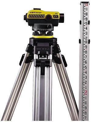 New Cst Berger 55-slvp24nd Sal Series Automatic 360 Degree Sight Level Kit