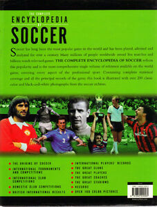 The Complete Encyclopedia of Soccer West Island Greater Montréal image 2