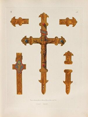 Kreuz Jesus Christus Dornenkrone Kreuzigung Gold-Schmied Edelstein Kunsthandwerk