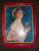 1974 --COCA COLA Tray - Canadian Edition