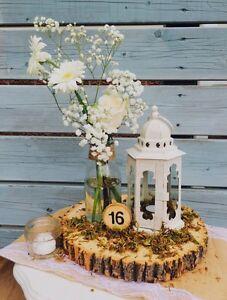 Beautiful and affordable rustic wedding decor for rent Oakville / Halton Region Toronto (GTA) image 8
