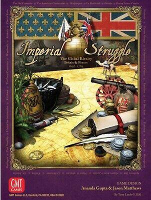 Imperial Struggle Board Game Pre Order June 2020