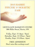 Psychics, Holistic Practitioners & Vendors Wanted - Psychic Fair