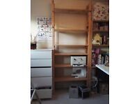 IKEA Ivar pine shelving unit / storage