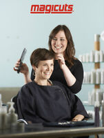 MagiCuts & First Choice hiring: Stylists needed in Moncton, NB