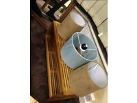Lamp Shades/ Light Shades x3 Good Condition Free Delivery