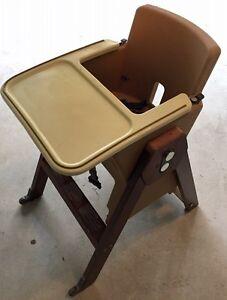 Chaise haute Hilo de age