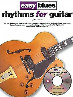 Playing Funky Rhythm Guitar Guitar Educational Book and CD NEW 002500477