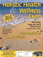 HOLISTIC HEALTH & WELLNESS EXPO