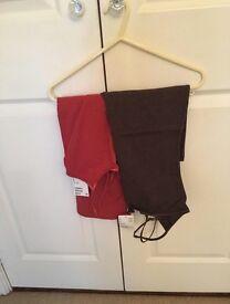 H&M ladies vests with labels size 12 bundle