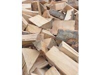 Logs - Seasoned Free delivery Shrewsbury area