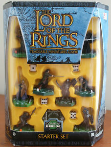 Lord Of The Rings Tradeable Miniatures Game Starter Set NEW Kitchener / Waterloo Kitchener Area image 5
