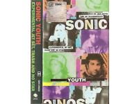 Sonic Youth - Dirty / Experimental Jet Set /Dirty Boots - Early 90s Cassettes - Scarce