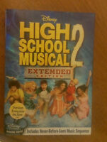 DVD GAMES - HIGH SCHOOL MUSICAL & HANNAH MONTANA