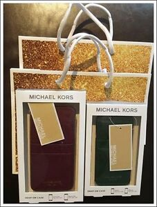 Brand New Michael Kors Iphone Cases_With receipt