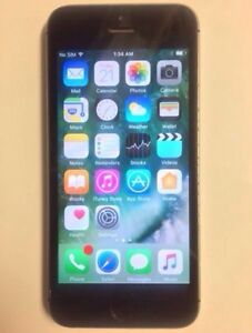 Apple iPhone 5s Rogers 32 Gb