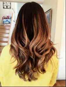 HAIR EXTENSIONS STARTING AT $250 ALL WEEK! CALL TODAY,DONE TODAY London Ontario image 3