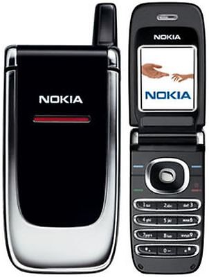 Silver Nokia Pouch - FIDO SMALL NOKIA 6061 FLIP FLOP GSM CELL PHONE MOBILE POCKET CELLULAR SILVER