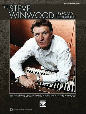 The Steve Winwood Keyboard Songbook Sheet Music Play The Hits Of Steve 000322377