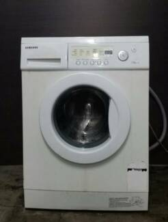 Samsung 7kg Front Load clothing washerDELIVERY