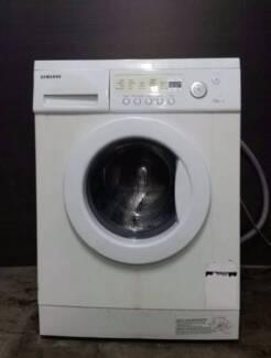 Samsung 7kg Front Load clothing washerDELIVERY