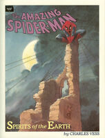 Amazing spider man-Spirits of the Earth(1990) graphic novel