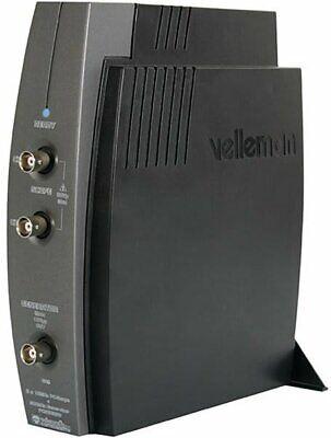 Velleman Pcsgu250 - Usb-pc Scope Plus Generator 2 Channels