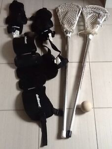Lacrosse equipment for kids